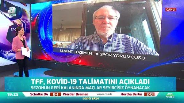 Levent Tüzemen'den transfer sözleri: Mert Hakan Yandaş ve Emre Kılınç...
