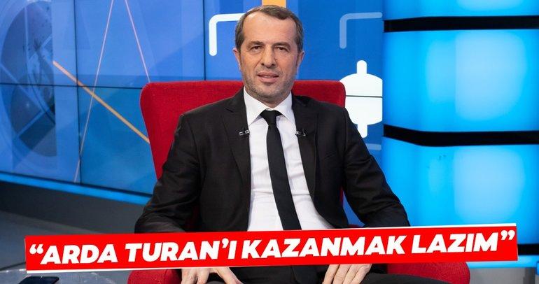 Arda Turan'ı kazanmak lazım