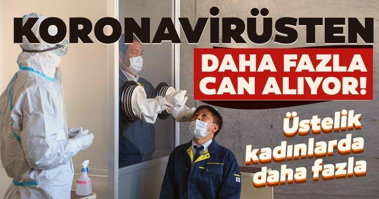Son Dakika Haber: Koronavirüsten daha fazla can alıyor! Japonya Sağlık Bakanlığı KOVİD-19 ile karşılaştırmalı veriyi açıkladı!