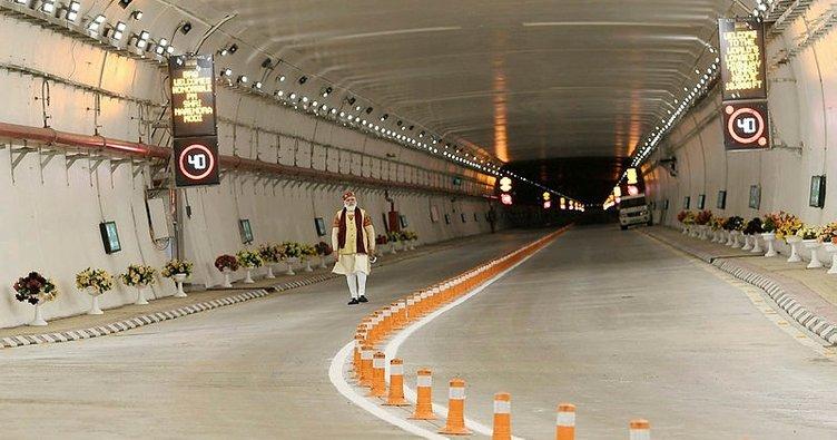 Dünyanın en uzun tünelinde Türk damgası!