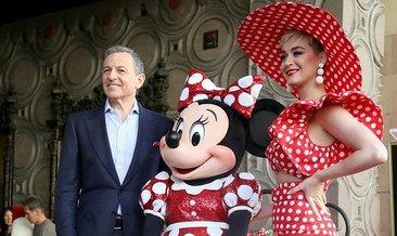 Minnie'nin de artık yıldızı var