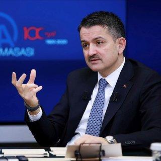 Bakan Pakdemirli'den CHP'li Tanal'ın iddialarına cevap: Asılsız, iftira niteliğinde