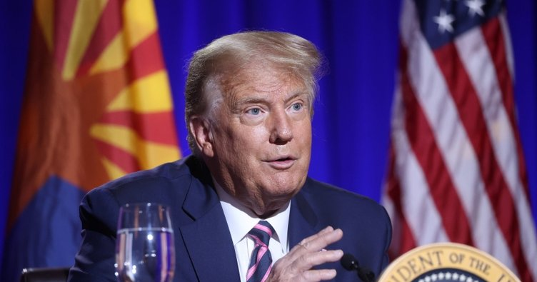 Trump'ın seçim ekibinden taciz iddialarına yalanlama