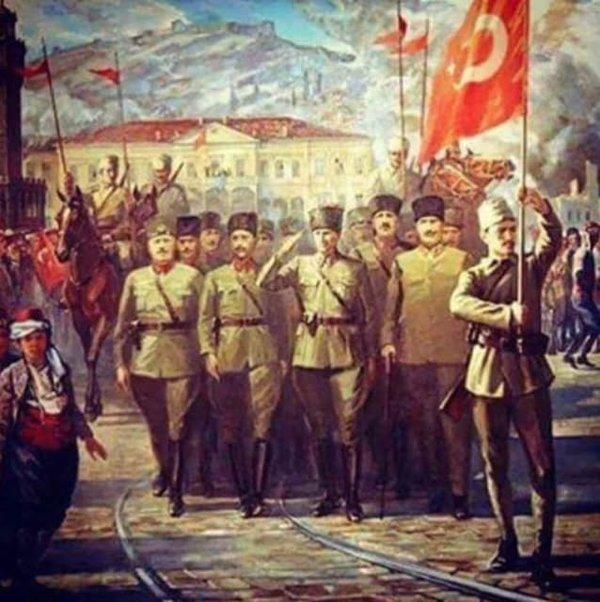 29 Ekim Şiirleri - Kısa (1-2-3 Kıtalık) ve Uzun (4-5-6 Kıtalık) Cumhuriyet Bayramı Şiirleri