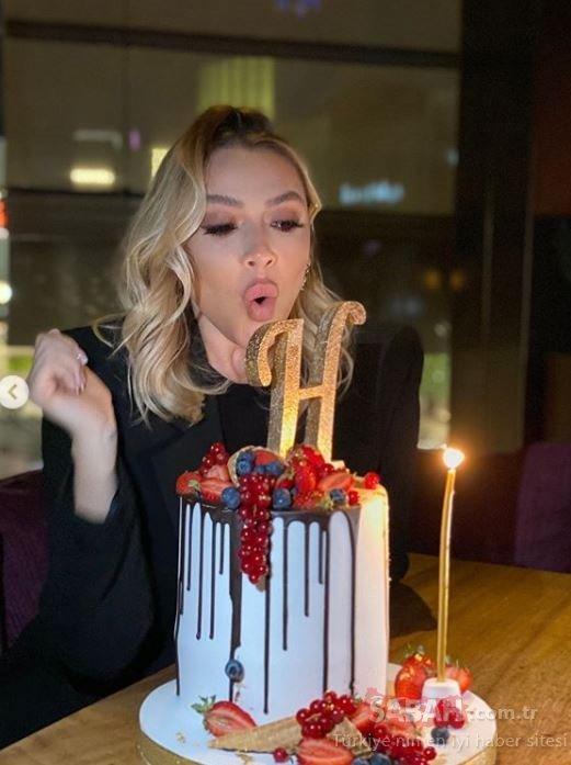 Şarkıcı Hadise 35. yaşında romantizmin doruklarında! Hadise sevgilisi Kaan Yıldırım ve arkadaşlarıyla muhteşem bir gece geçirdi... İşte Hadise'nin doğum gününden kareler...