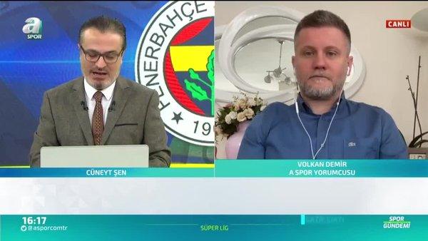 Volkan Demir: Fenerbahçe'nin Mert Hakan Yandaş'a teklifi daha iyi