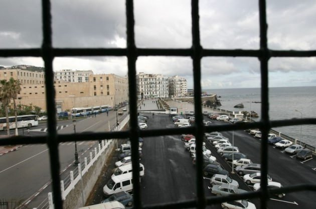 Cezayir'de bir Osmanlı kalesi
