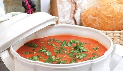 Şeküre Hanım Çorbası tarifi