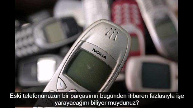 Eski telefonunuzdan bakın nasıl faydalanabilirsiniz!