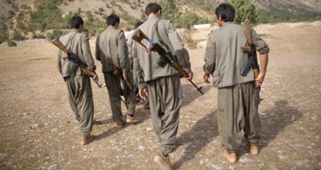 Teröristlerin üzerinden çıkan silahlar kaçırılan gümrük memurlarına ait çıktı