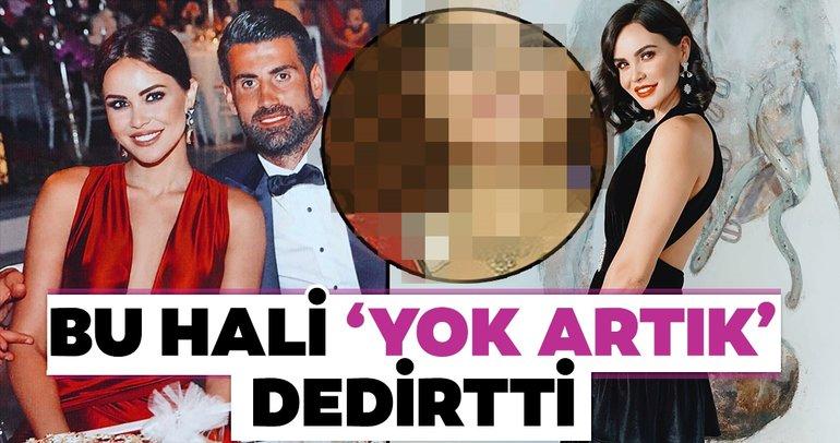 Fenerbahçe kalecisi Volkan Demirel'in eşi Zeynep Demirel'in eski hali şaşırttı!