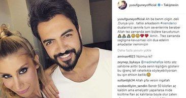 Ünlülerin Instagram paylaşımları (20.09.2017)