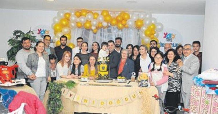 Mutlu yıllar Poyraz Ali