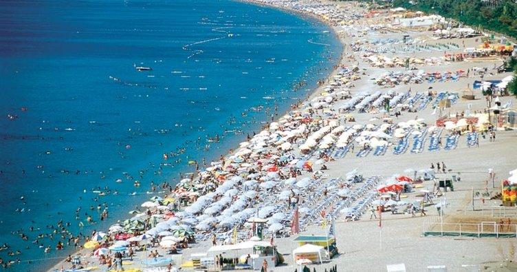 Barış Pınarı turisti durdurmadı