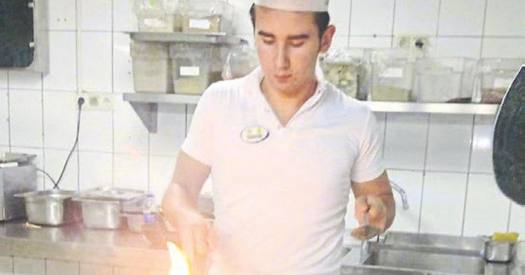 Antalya'nın milli aşçısı