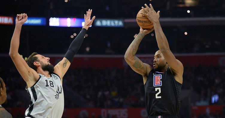Los Angeles Clippers, Kawhi Leonard'la kazandı