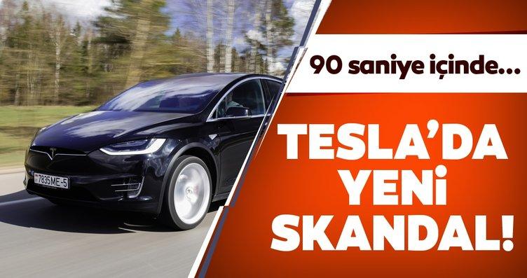 Elon Musk'a büyük şok! Tesla'da yeni skandal...