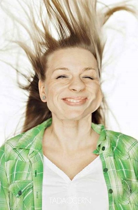 Yüzlerde bir acayip rüzgar etkisi