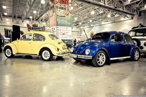 Müzelik otomobiller