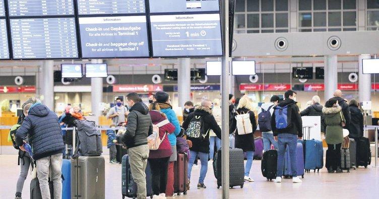 Turistlere yeni dalga uyarısı