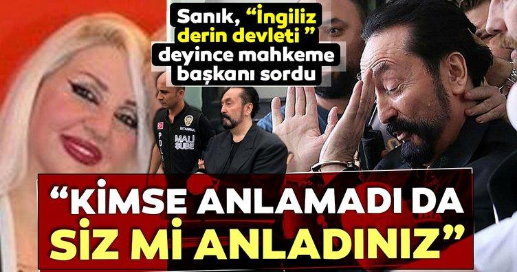 Son dakika haberi: Adnan Oktar Organize Suç Örgütü davasında mahkeme başkanından şok soru
