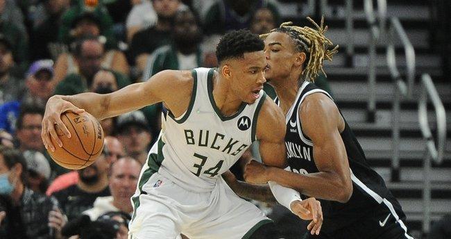 NBA şampiyonu Milwaukee Bucks sezonu galibiyetle açtı