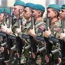 ISAF yer alacak Türk kuvvetinin ilk bölümü Kabil'de göreve başladı