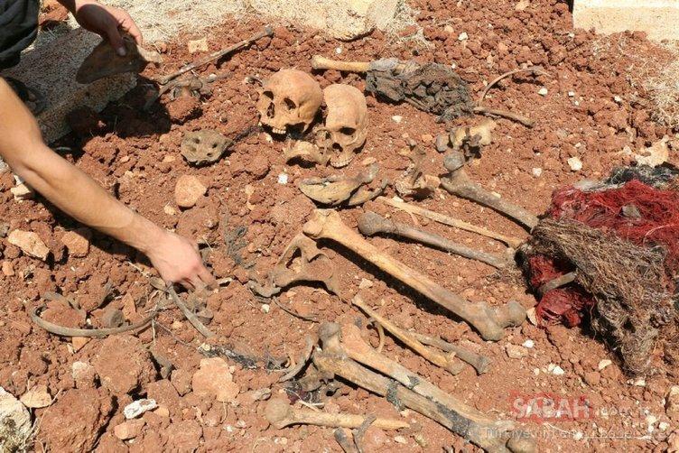 Esad'ın askerleri Halep'i kimyasal silahla vurmuştu