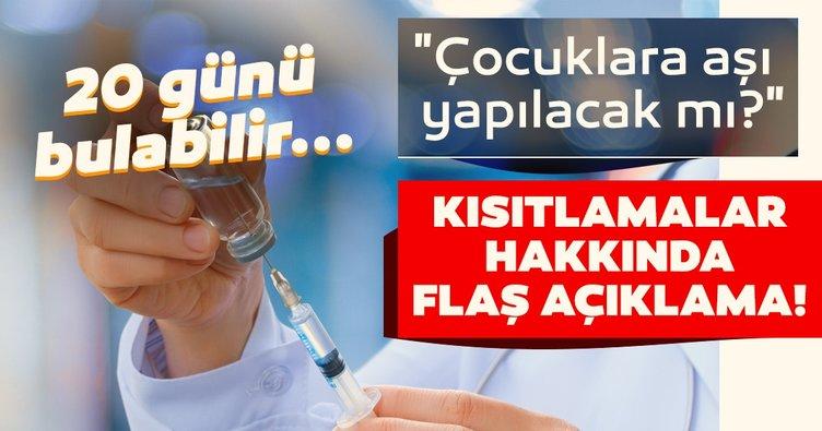 Sokağa çıkma yasağı hakkında Bilim Kurulu üyesi Prof. Dr. Tevfik Özlü'den flaş açıklama