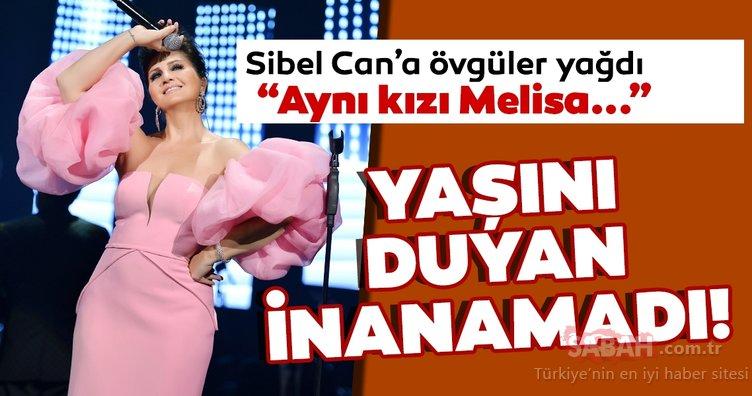 Sibel Can'ı 'Şarkılar Bizi Söyler' programında görenler Aynı kızı Melisa demeden edemedi... Sibel Can son hali ile genç kızlara adeta taş çıkardı!