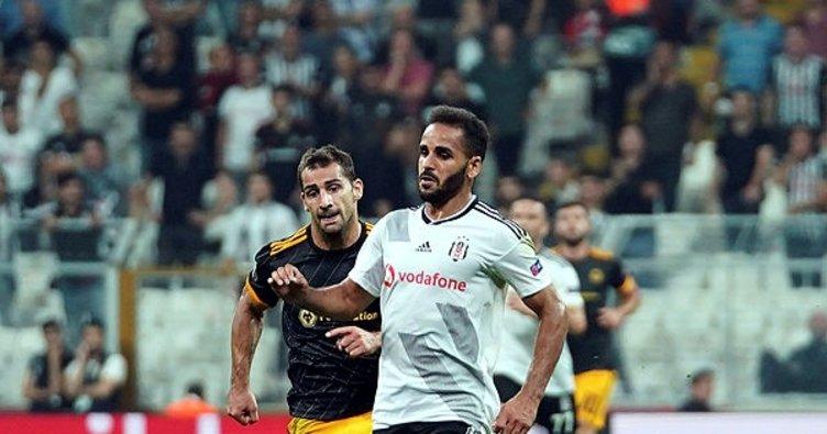 Douglas hiç katkı yapamadı! Beşiktaş'a faturası...
