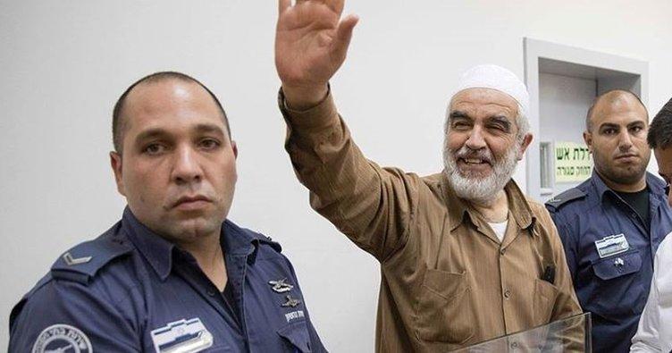 İsrail, Şeyh Raid Salah'ın hücre cezasını uzattı