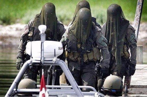 En etkili özel birlikler!