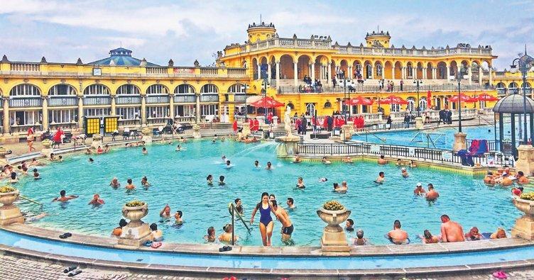 Gençleşmek isteyenlerin adresi Budapeşte