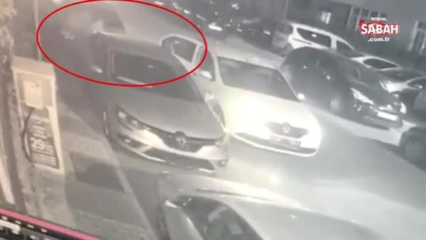 Araç sahiplerinin korkulu rüyası olmuşlardı! Suçüstü yakalandılar | Video