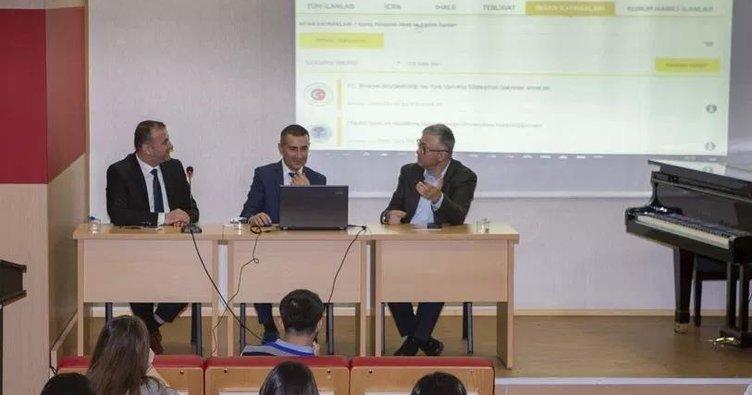Marmara İletişim'de dijitalleşme ve yapay zeka konferansı