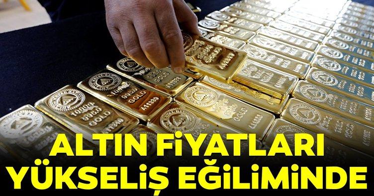 Altın fiyatları son bir ayın en düşük seviyesinden yükselişe geçti!