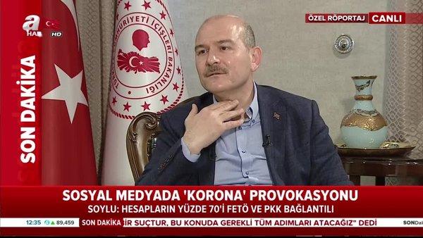 İçişleri Bakanı Soylu'dan AYM eleştirisi!