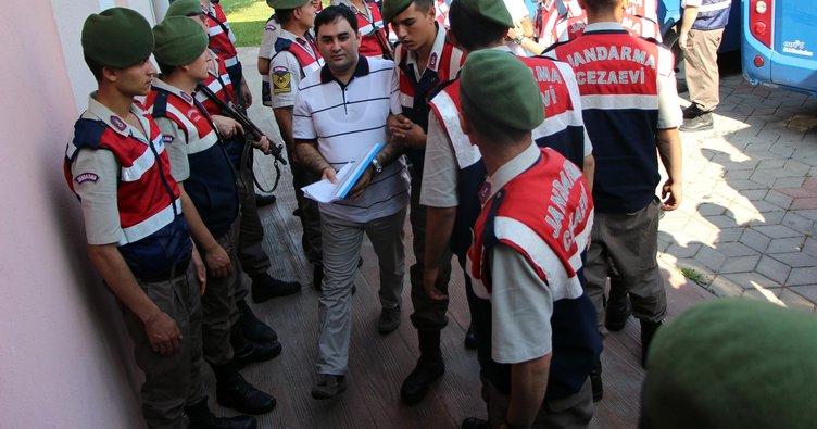 Bolu'da 145 sanıklı FETÖ davası başladı