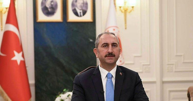 Adalet Bakanı Gül'den, 5 Nisan Avukatlar Günü mesajı