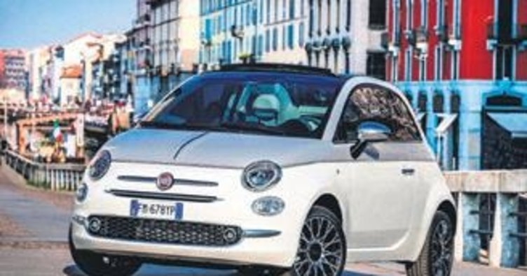 Fiat 500C Collezione Türkiye'ye geldi