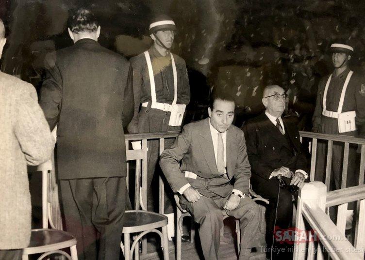 Menderes'in 'muhafız subayı' Yassıada'yı anlattı... Menderes'in intiharını önledi!