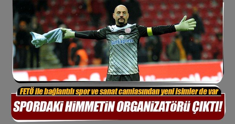 Ömer Çatkıç spordaki himmetin organizatörü çıktı!