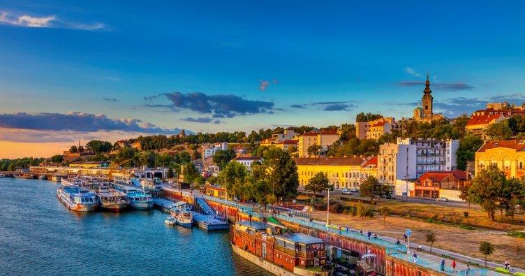 Orta Avrupa şehri Belgrad'ta gezilecek yerler
