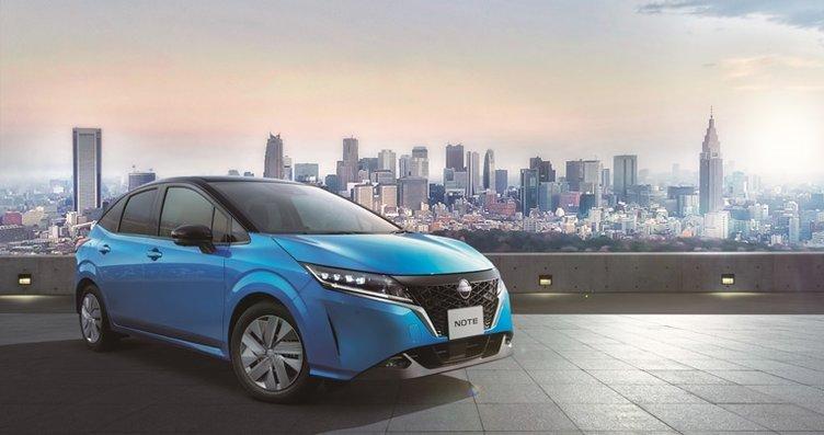 Yeni Nissan Note resmen tanıtıldı! İşte yeni nesil...