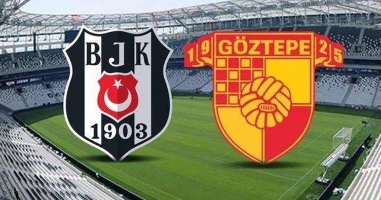 Lider sahneye çıkıyor! Beşiktaş Göztepe maçı ne zaman, saat kaçta? Beşiktaş Göztepe maçı hangi kanalda?