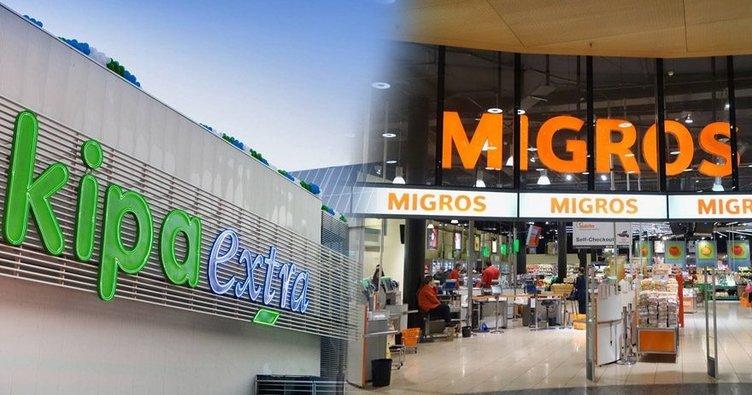 Migros'tan Kipa hisselerine ilişkin açıklama