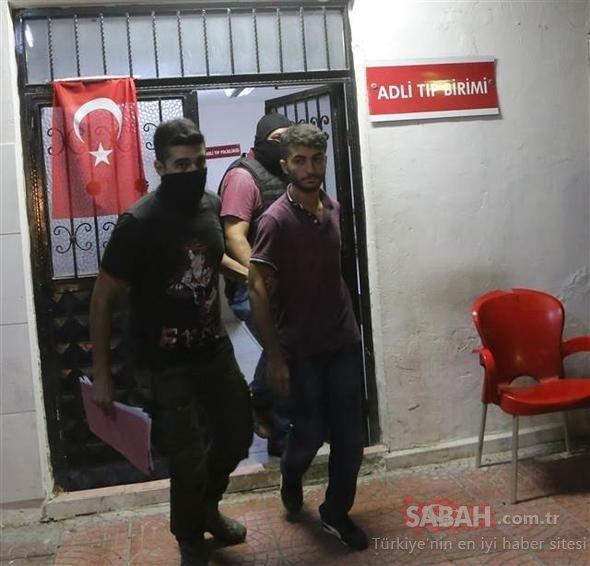 Sosyal medya propaganda yapan PKK'lılara şafak vakti baskın