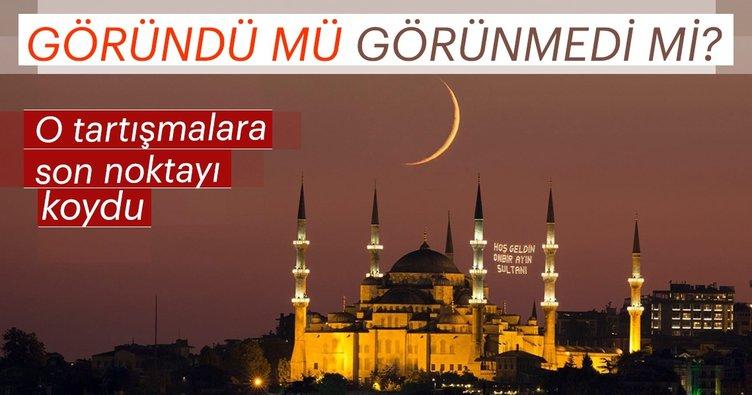 İstanbul Müftüsü Yılmaz ramazan takvimi tartışmalarına son noktayı koydu