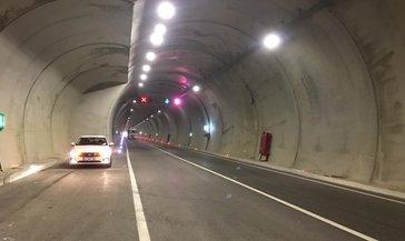 Ankara'nın en uzun tüneli tasarruf sağladı